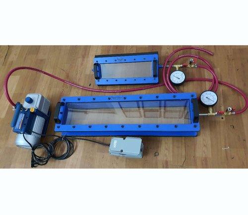 Vacuum Box Bubble Leak Testing
